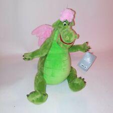 "Disney Pete's Dragon Elliot Stuffed Plush Green  Disney 15"" Tall"