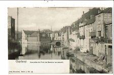 CPA- Carte postale-Belgique-Charleroi Vue prise du Pont de la Sambre