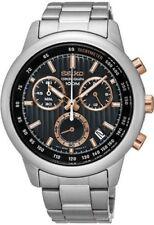 100% Original SEIKO Watch SSB215P1