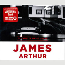 2013 (MCD) JAMES ARTHUR / You're Nobody 'Til Somebody Loves You (GEBRAUCHT)