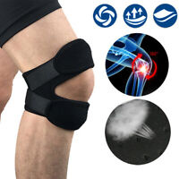 Nylon Knee Brace Support Pad Guard Protective Outdoor Sports Work Foam Cap