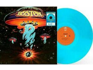 BOSTON NEW SEALED BLUE VINYL RECORD LP Walmart Exclusive More Than A Feeling