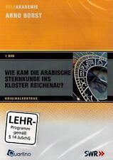 DVD - Wie kam die arabische Sternkunde ins Kloster Reichenau - Arno Borst