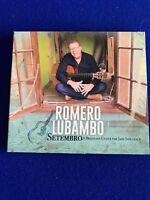 NEW Romero Lubambo Setembro  CD Promo Copy Brazilian Jazz  2015