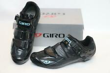 Giro Women's Solara Cycling Road Bike Shoes 42.5 10.25 Black Blue 3-Bolt Race