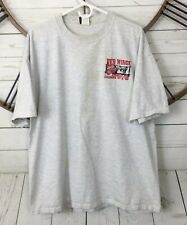 Vtg Red Wings 1997 1998 Stanley Cup Champions T-shirt Mens XL Heather Gray USA