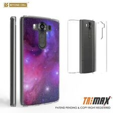 Beyond Cell Tri Max®LG V10 Case, Ultra Slim 360°Full Body Cover-Galaxy Design