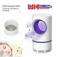 Electric UV Light Mosquito Killer Insect Grill Fly Bug Pest Trap Catcher Lamp UK