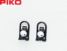Piko H0 50011-18 Laterne für Dampflok BR 03 und BR 41 (2 Stück) - NEU + OVP
