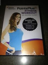 Weight Watchers 360 Points Plus Fitness Workout DVD NEW 3 full workouts