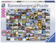 Puzles y rompecabezas Ravensburger en madera de arte