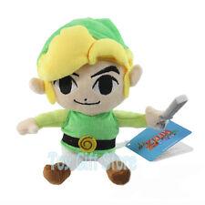 "Waker Link 7"" New Legend of Zelda Plush Doll Figure"