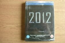 *NEW*  2012 [STEELBOOK] (DVD) . FREE UK P+P ....................................
