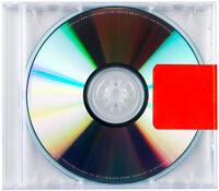 Kanye West - Yeezus [New CD] Explicit