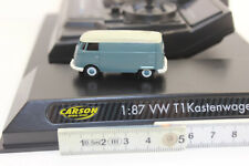 Carson 500504118 VW t1 bus riquadro carrello 2.4ghz RC modello 1:87 100% RTR NUOVO OVP