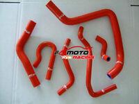 Radiator Hose for Honda Civic Si/Si-R/VTi/DEL SOL/TYPE-R EK4/EK9 B16A/B16B Red