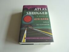Atlas Shrugged (Centennial Edition) by Ayn Rand 2005 HC DJ 1st/1st