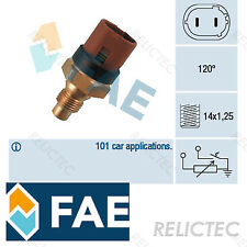 Water Coolant Temperature Sensor for Renault:MEGANE I 1,19 I 1,21,19 II 2
