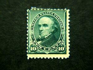 UNITED STATES SCOTT #226 UNUSED ORIGINAL GUM FINE CATALOG VALUE $160.00