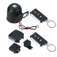 Car Vehicle Auto Burglar Alarm Protection Keyless Entry Security System #Z