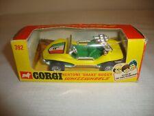 CORGI 392 BERTONE 'SHAKE' BUGGY WHIZZWHEELS - EXCELLENT in original BOX
