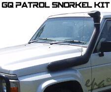 NISSAN GQ PATROL AIR INTAKE BIG BORE SNORKEL KIT DIESEL TD42 4.2L #SNY60NA