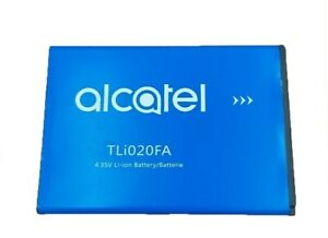 GENUINE ALCATEL TLi020FA BATTERY 2000mAh 3.8V for Alcatel Smartphone