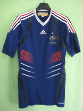 Maillot Equipe France Adidas 2010 Techfit Limited Edition Vintage Jersey - M