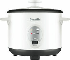 Breville LRC210WHT 8 Cups Rice Cooker