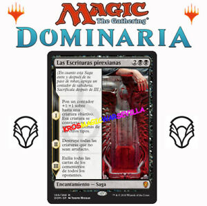 MTG LAS ESCRITURAS PIREXIANAS - Phyrexian Scriptures DOMINARIA ESPAÑOL MAGIC