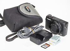 Canon PowerShot G7 X 20.2MP Digital Camera +bag, 2×batt, 16GB SD | dust in lens