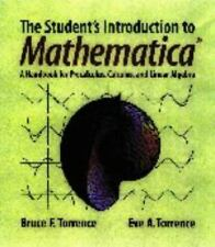 The Student's Introduction to Mathematica : A Handbook for Precalculus-ExLibrary
