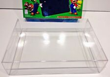 "1 Box Protector Only For ""New"" 3DS BLACK FRIDAY Console Box   NTSC  Display Case"