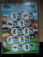 GB 2008 Smilers for Kids LS53 Noddy and Friends Pack