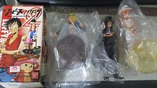 BANDAI ONE PIECE FEELING STYLING TRADING FIGURE , Rob Lucci, Pauly, NAMI