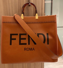 FENDI SUNSHINE SHOPPER Large Luxury Bag For Woman