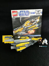 Lego Star Wars The Clone Wars Anakin's Jedi Starfighter (7669)