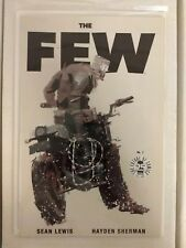 THE FEW #1 Color Variant  Image Comics Blind box 25th Anniversary NM DONNY CATES