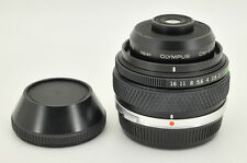 *NEAR MINT* Olympus ZUIKO AUTO-Macro 20mm f/2 Lens from Japan #0772