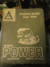 1960s-1970s Allis Chalmers B Series+ Maintenance Service Manual Other Models