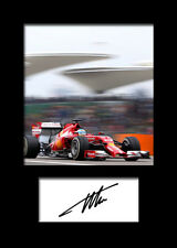 FERNANDO ALONSO #2 Signed Photo Print A5 Mounted Photo Print - FREE DELIVERY