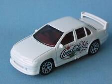 Matchbox Ford Falcon White Body Coca-Cola Coke Toy Model Racing Car