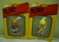#1110 Schleich Rainbow Brite & Canary Yellow Figures