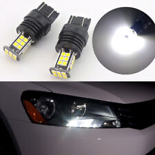 Error Free Xenon White LED Bulbs Fit for Volkswagen Passat Beetle Daytime Lights