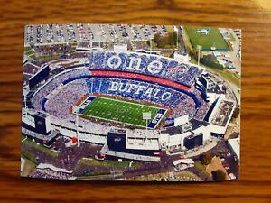 Bills Football Stadium 4x6 Photo Picture Card