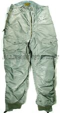 USAF F-1B Air Force Extreme Cold Flight Pants Trousers Air Crew SAGE Sz 34 M
