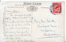 Genealogy Postcard - Family History - Howitt? - Dunstable - Bedfordshire  1061A