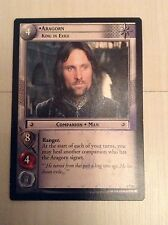 LotR TCG - Aragorn, King in Exile - 1P365 - NM