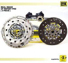Genuine LUK REPSET PRO 3 piece Kit Frizione Ford Transit 2.0 TDCI (02 -) 624322933