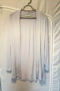 Kettlewell Shawl Wrap Medium Silver (Summer, Winter) Cardigan
